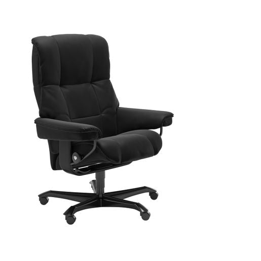 Ekornes Office Chair Stressless Quick Ship Mayfair Home Office Chair