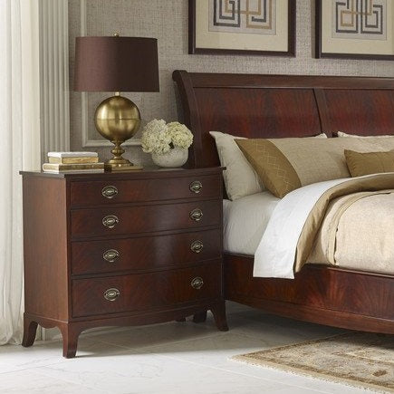 Stickley Bedroom Nightstand Stickley Whitehall 4-Drawer Nightstand