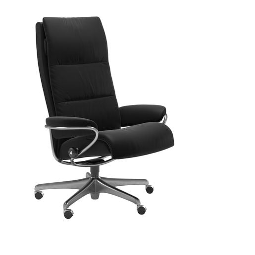 Stressless Quick Ship Tokyo High Back Home Office Chair