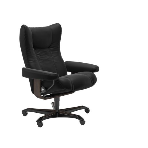 Stressless Quick Ship Wing Home Office Chair
