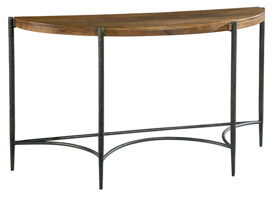 Hekman Bedford Park Demilune Table