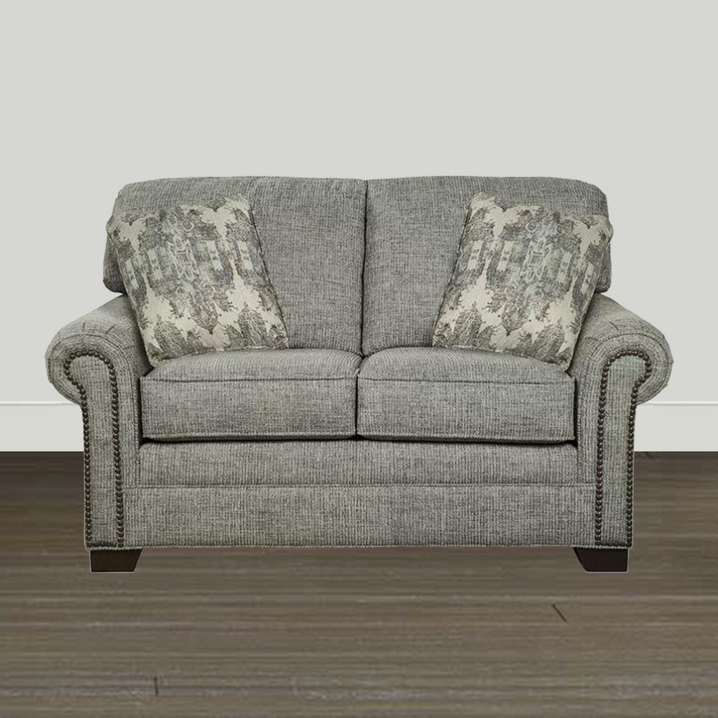 Cozy Life Paige/Bahama Quick Ship Loveseat