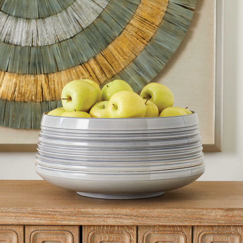 Uttermost Accessory Uttermost Stacked Rings Bowl
