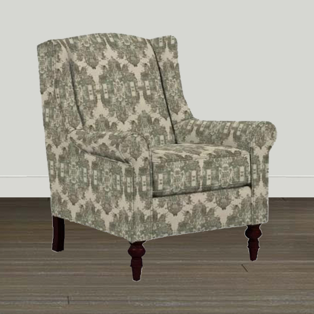 Cozy Life Quick Ship Wing Chair