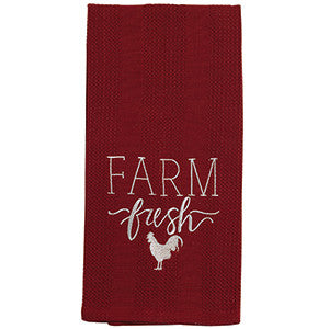 Farm Fresh Towel