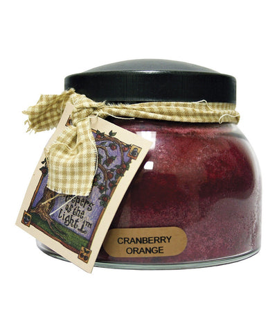 Cranberry Orange - Mama Jar 22 oz.
