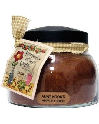 Aunt Kook's Apple Cider - Mama Jar 22 oz.