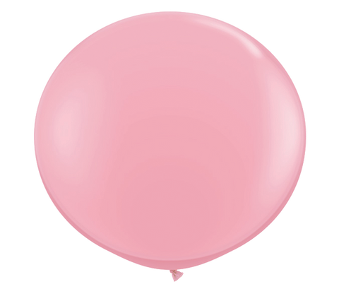 "36"" Pink Latex Balloon"