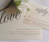 Love Invitation Suite