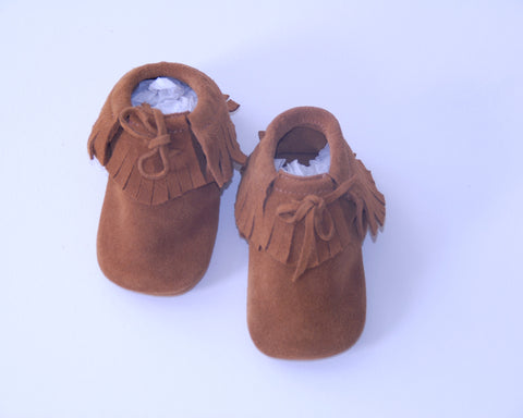 Apache Slippers Camel