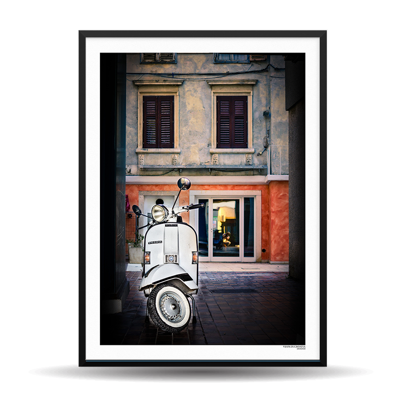 x Designio PhotoWall (HR) - Vespa In Croatia