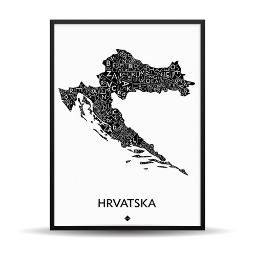 The Map - City (Hrvatska)