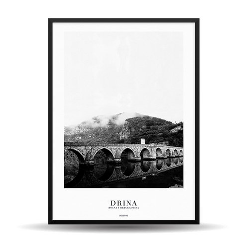 Drina poster