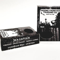 Sea Captain All Natural Soap