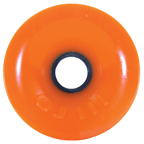 OJ WHEELS 75mm Thunder Juice Orange 78a OJ Skateboard Wheels