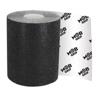 "Mob Skateboard grip tape roll 10""x 60ft Black"