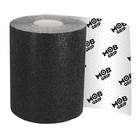 "Mob Skateboard grip tape roll 9""x 60ft Black"