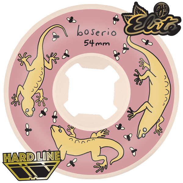 OJ 54mm Boserio Lizard Elite Hardline 101a Skateboard Wheels