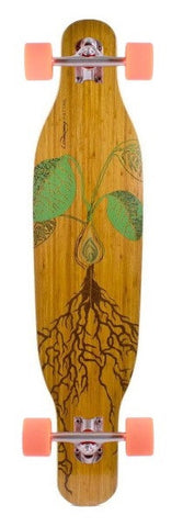 Loaded Fattail Bamboo Longboard Skateboard Complete (OR DECK ONLY)