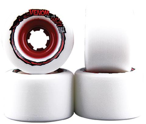 Venom 64mm Six-Four Longboard wheels