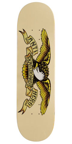 Anti-Hero Classic Eagle Skateboard Deck - Cream - 8.62""