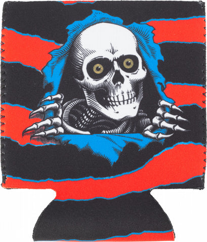 Copy of Powell Peralta Ripper Koozie red