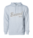 BANNED Cursive Pullover Hoody