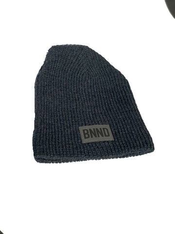 Banned  BNND Patch Beanie