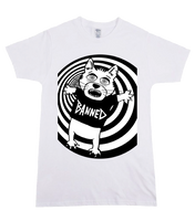 BANNED Cat Bear t SS T-Shirt