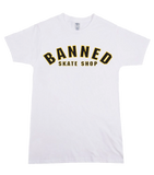 BANNED® Varsity Vintage S/S T-shirt