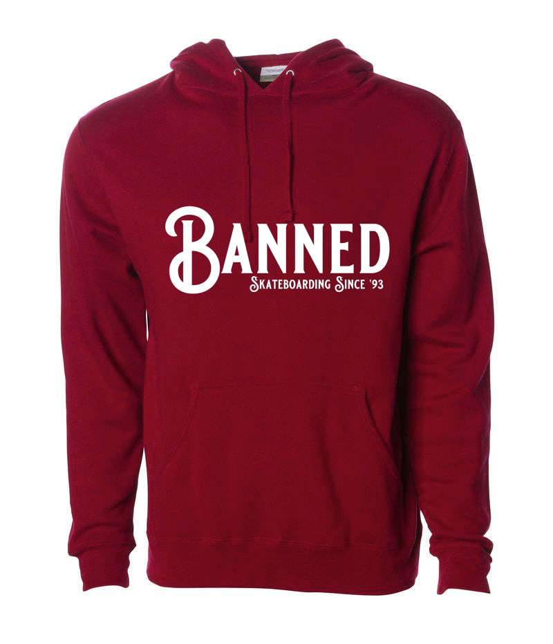 BANNED Fabrication Pullover Hoody