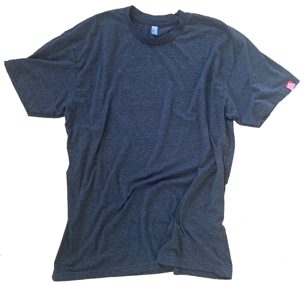 BANNED Undershirt S/S Charcoal Heather