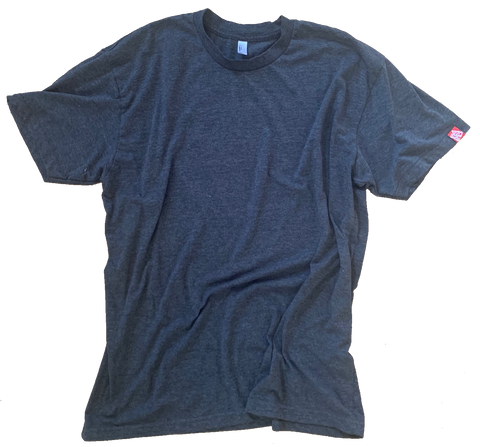 Banned Undershirt S/S Shirt Charcoal Heather