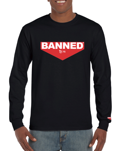 BANNED Brass L/S T-Shirt