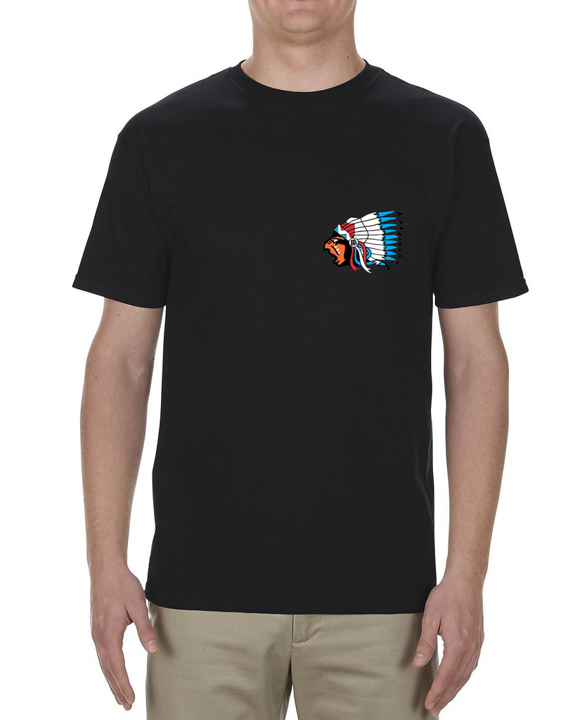 BANNED NATIVE SS T-Shirt