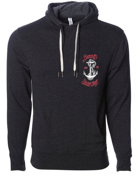 BANNED POISON MENS Terry Pullover Hoody