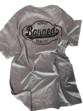BANNED QUALITY POCKET T-SHIRT SERIES