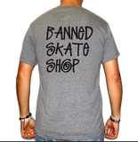 Banned Team SS T-Shirt
