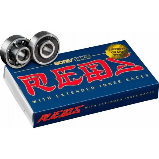 Bones Race Redz Bearings