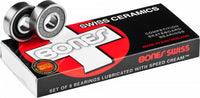Bones® Swiss Ceramic Skateboard Bearings 8 pack