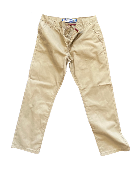 BANNED® Smoking Gun Chino Pants Khaki
