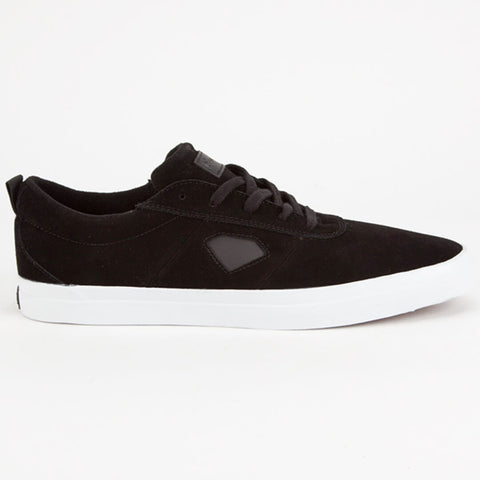 Diamond Icon Shoes - Black