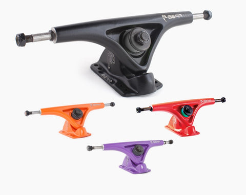 Bear Grizzly 181mm/52˚ Longboard Trucks (Set of 2)