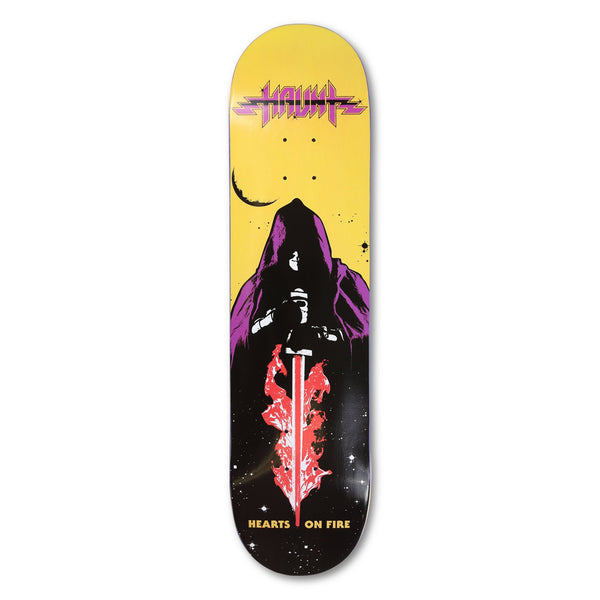 Pizza Skateboards Haunt Deck 8""