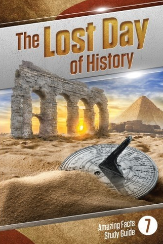 The Lost Day of History, by Bill May