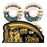 OJ 53mm Dickson Reaper Elite Hardline 99a Skateboard Wheels