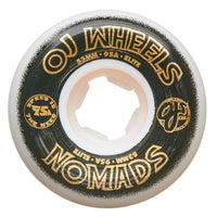 OJ Skateboard Wheels 53mm Elite Nomads 95a