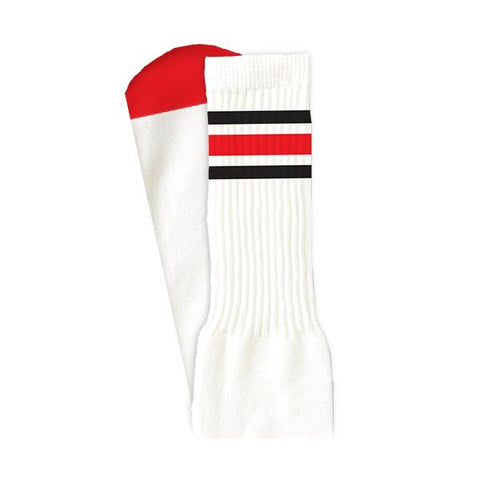 Psockadelic High Times Wht/Red/Blk