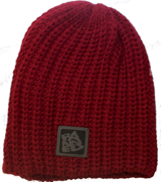 BANNED® Beanie,  Red