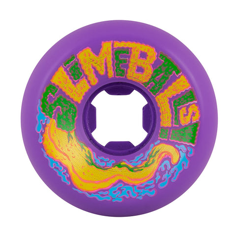 SLIME BALLS 58mm Slarve Vomit Mini Purple 97a Slime Balls Skateboard Wheels
